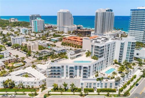 Photo of 401 N Birch Rd #902, Fort Lauderdale, FL 33304 (MLS # A11038522)