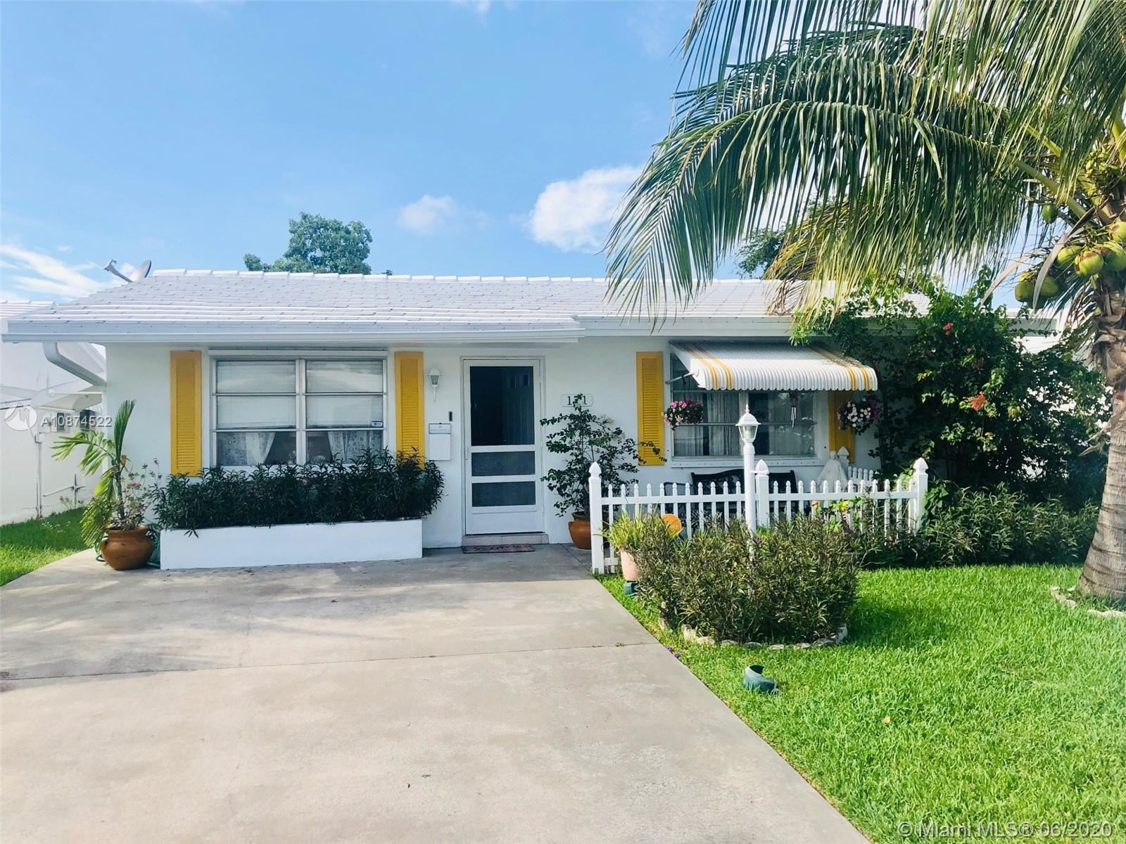 171 NW 29th Place, Pompano Beach, FL 33064 - #: A10874522