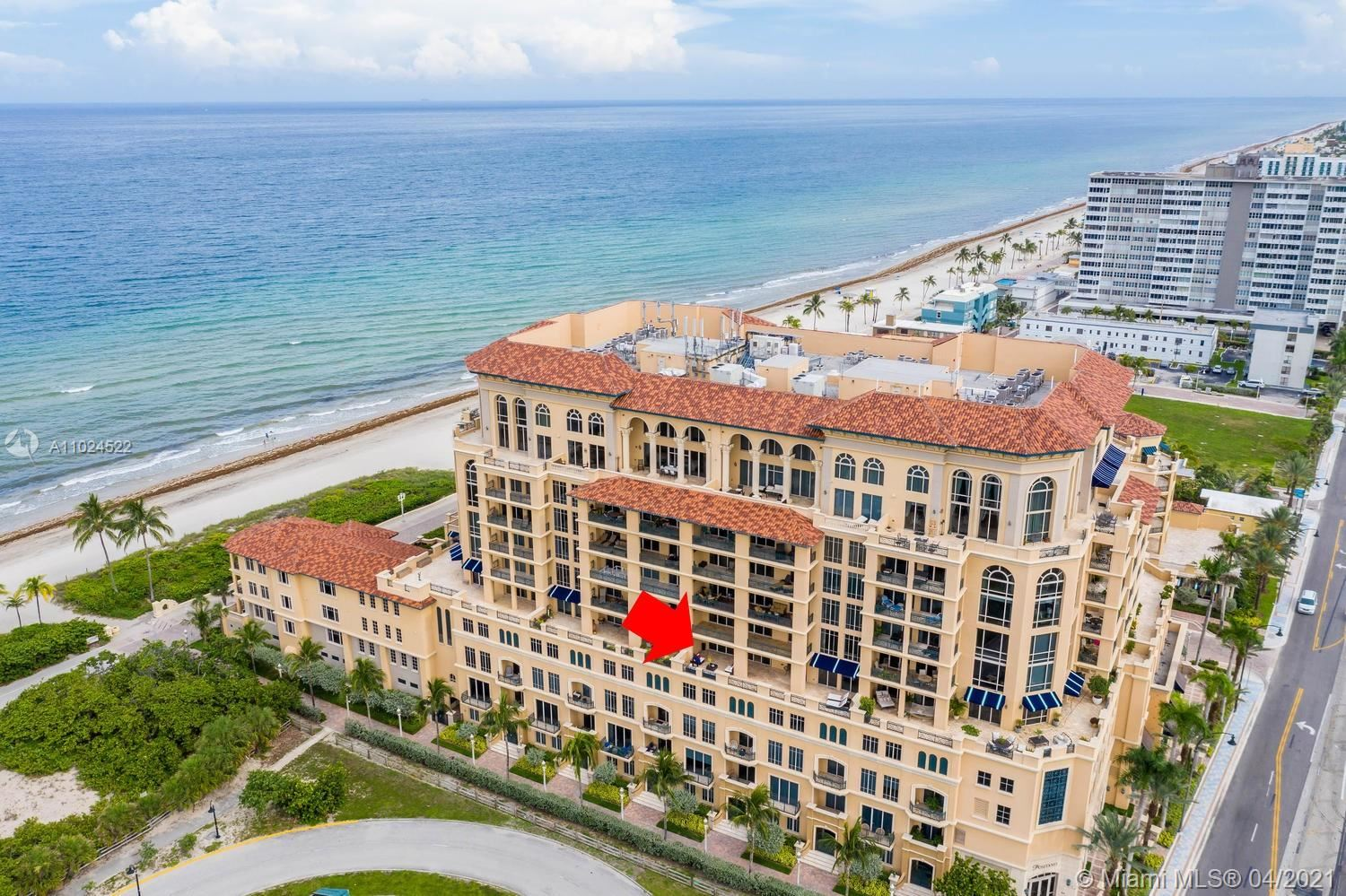3501 N Ocean Dr #4G, Hollywood, FL 33019 - #: A11024522
