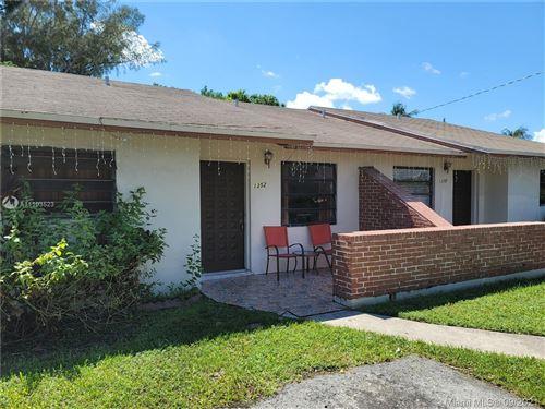 Photo of 1350 NE 145th St, North Miami, FL 33161 (MLS # A11103523)