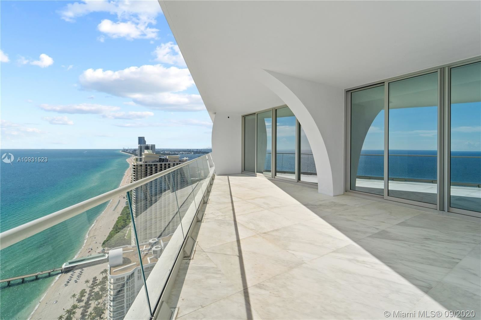 Photo of 16901 Collins Ave #4403, Sunny Isles Beach, FL 33160 (MLS # A10931523)