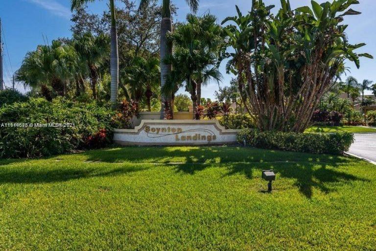 Photo of 2311 N Congress Ave #21, Boynton Beach, FL 33426 (MLS # A11114523)