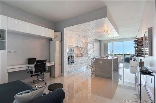 Photo of 900 Biscayne Blvd #2203, Miami, FL 33132 (MLS # A11061524)