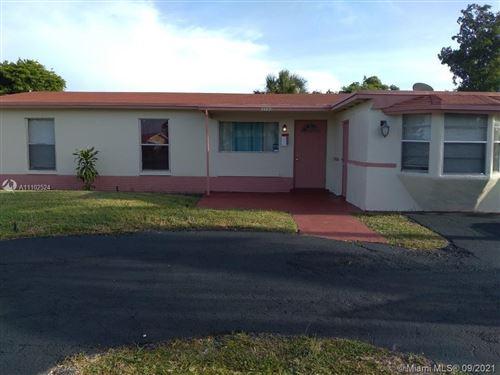 Photo of 3550 NW 17th St, Lauderhill, FL 33311 (MLS # A11102524)