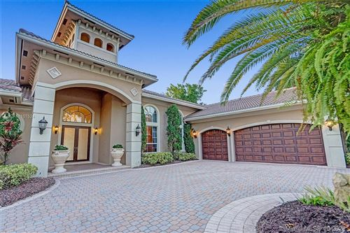 Photo of 7209 NW 127th Way, Parkland, FL 33076 (MLS # A11107524)