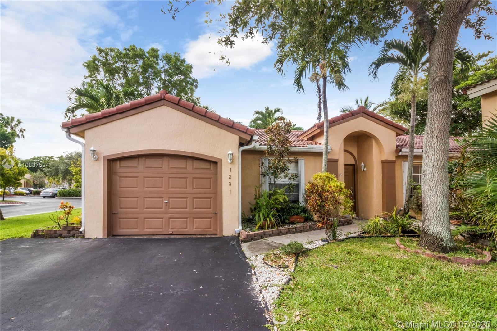 1231 NW 126th Ter, Sunrise, FL 33323 - #: A10887524