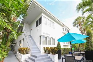 Foto de inmueble con direccion 1616 Euclid Ave #5 Miami Beach FL 33139 con MLS A10694525