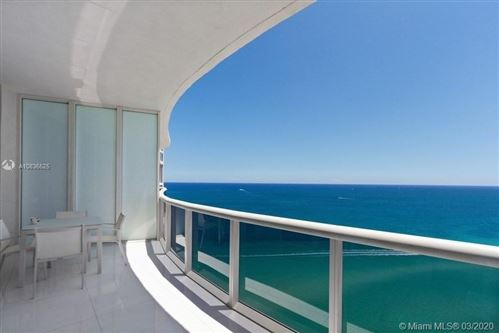 Photo of 15901 Collins Ave #2607, Sunny Isles Beach, FL 33160 (MLS # A10836525)