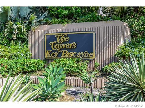 Photo of 1121 CRANDON BL #D608, Key Biscayne, FL 33149 (MLS # A11025525)