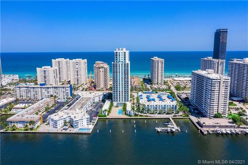 Photo of 1945 S Ocean Dr #2402, Hallandale Beach, FL 33009 (MLS # A11029525)