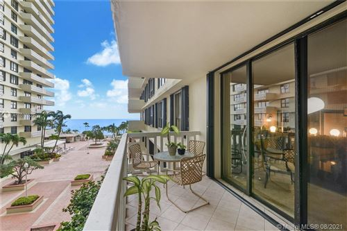 Photo of 9801 Collins Ave #6X, Bal Harbour, FL 33154 (MLS # A11077525)