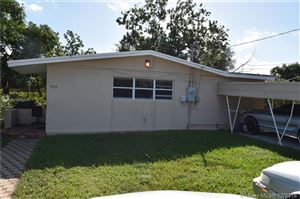 Photo of Listing MLS a10591526 in 1930 NW 153rd St Miami Gardens FL 33054