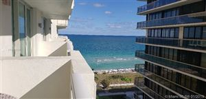 Photo of 9499 Collins Ave #1005, Surfside, FL 33154 (MLS # A10602526)