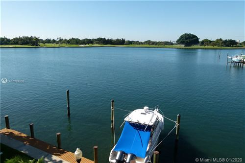 Photo of Listing MLS a10724526 in 9350 W Bay Harbor Dr #3A Bay Harbor Islands FL 33154