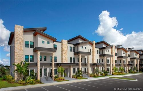 Photo of Listing MLS a10902526 in 10455 NW 82nd St #31 Doral FL 33178