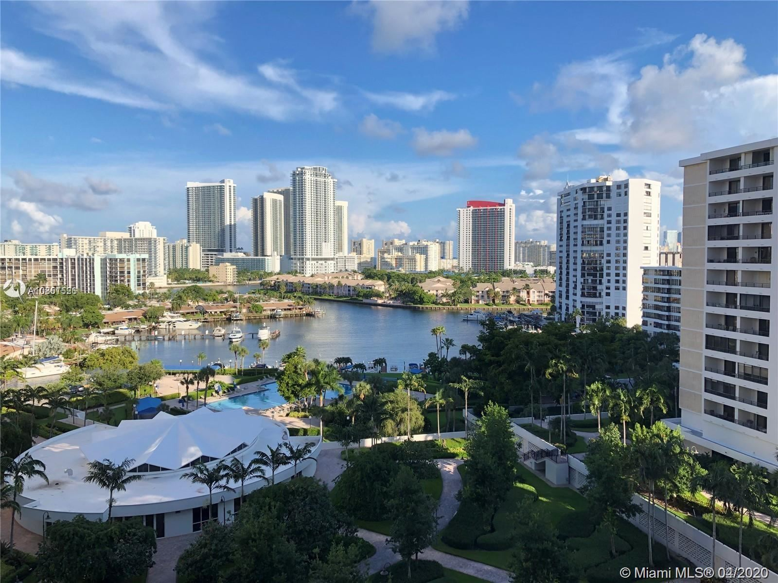 600 Three Islands Blvd #1018, Hallandale Beach, FL 33009 - #: A10851526