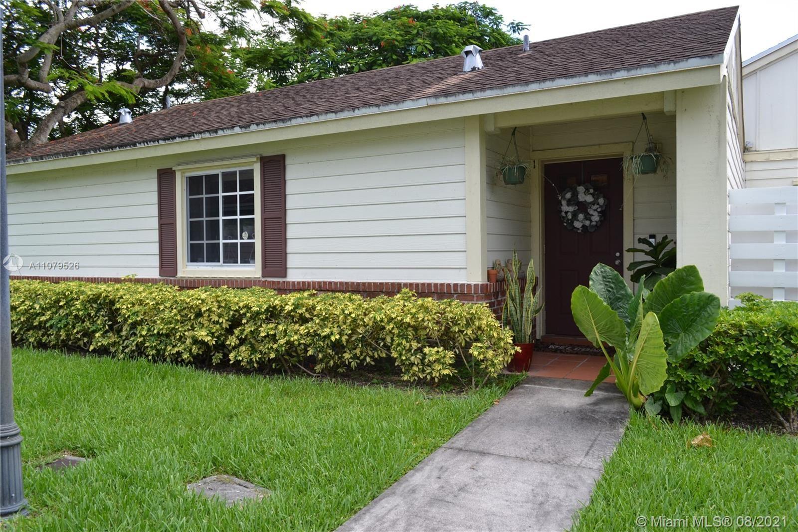 13716 SW 149th Circle Ln #161, Miami, FL 33186 - #: A11079526