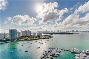 Photo of 1800 Sunset Harbour Dr. #1610, Miami Beach, FL 33139 (MLS # A10763527)