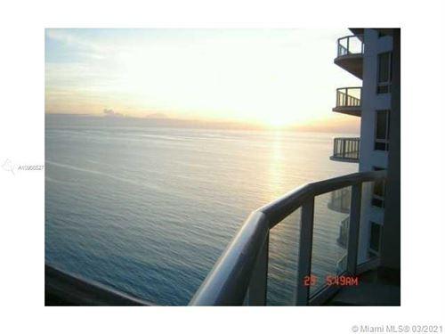 Photo of 6365 COLLINS AV #2411, Miami Beach, FL 33141 (MLS # A10956527)