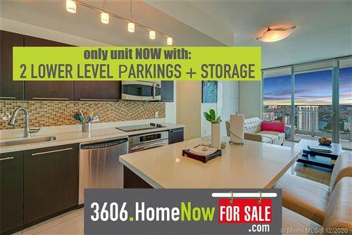 Photo of 90 SW 3rd St #3606, Miami, FL 33130 (MLS # A10962527)