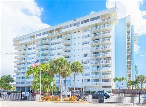 Photo of 13155 Ixora Ct #801, North Miami, FL 33181 (MLS # A10963527)