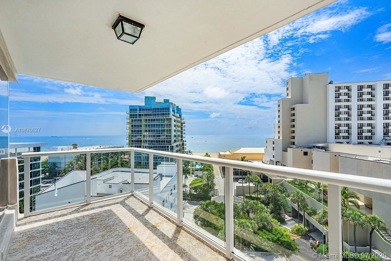3000 Holiday Dr #1002, Fort Lauderdale, FL 33316 - #: A10870527