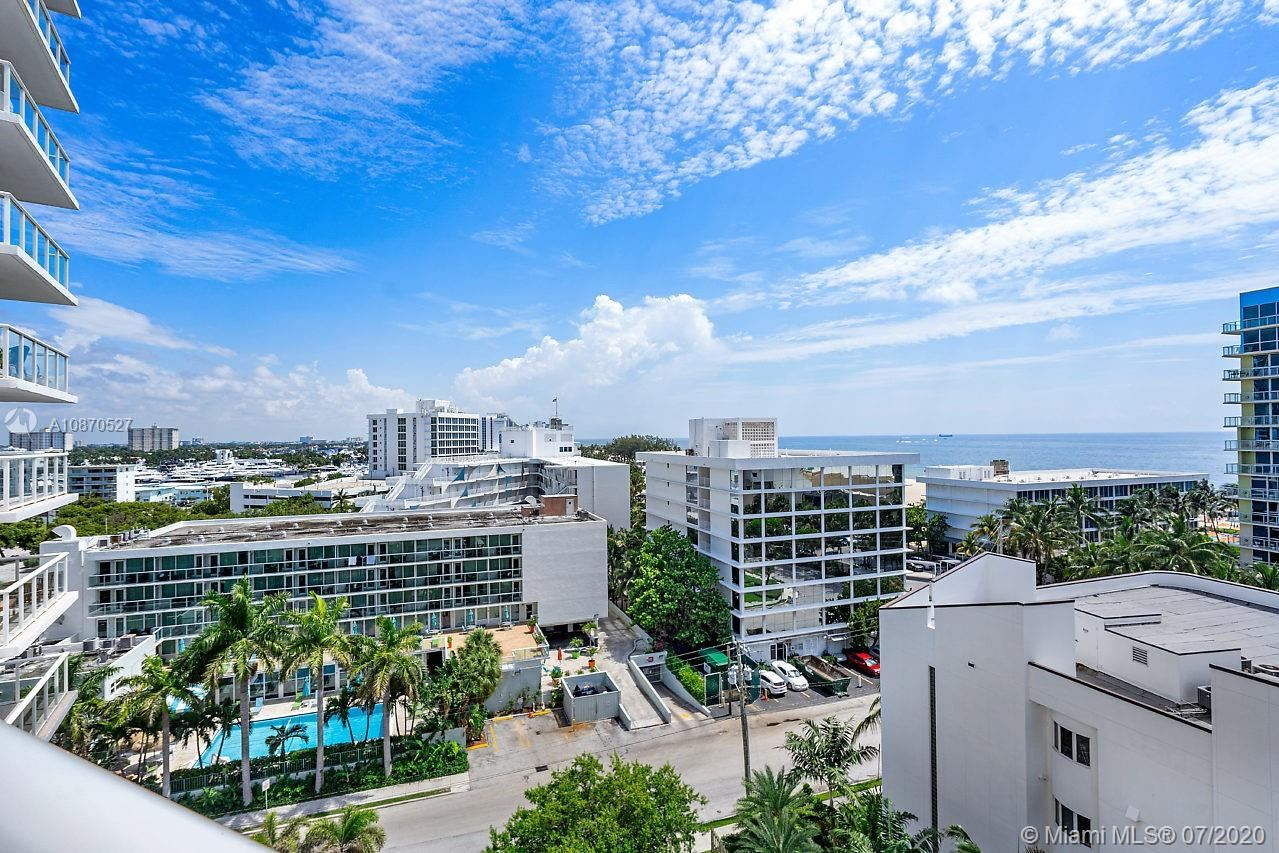 Photo of 3000 Holiday Dr #1002, Fort Lauderdale, FL 33316 (MLS # A10870527)