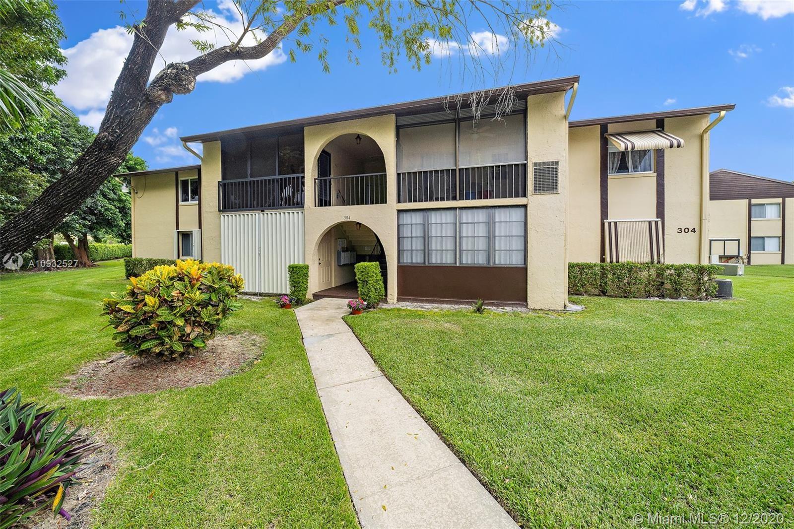 304 Pine Ridge Circle #A-2, Greenacres, FL 33463 - #: A10932527