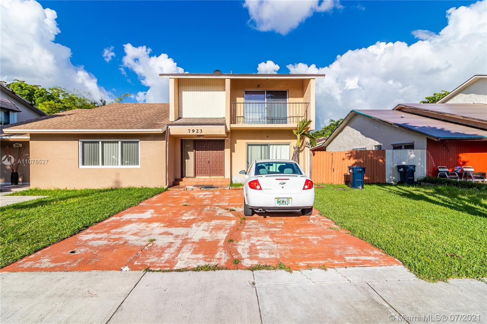 7923 SW 148th Ave, Miami, FL 33193 - #: A11076527