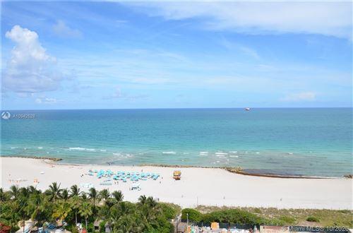Foto de inmueble con direccion 2901 Collins Ave #1403 Miami FL 33140 con MLS A10942528