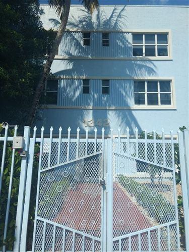 Photo of 1342 Drexel Ave #305, Miami Beach, FL 33139 (MLS # A10985528)