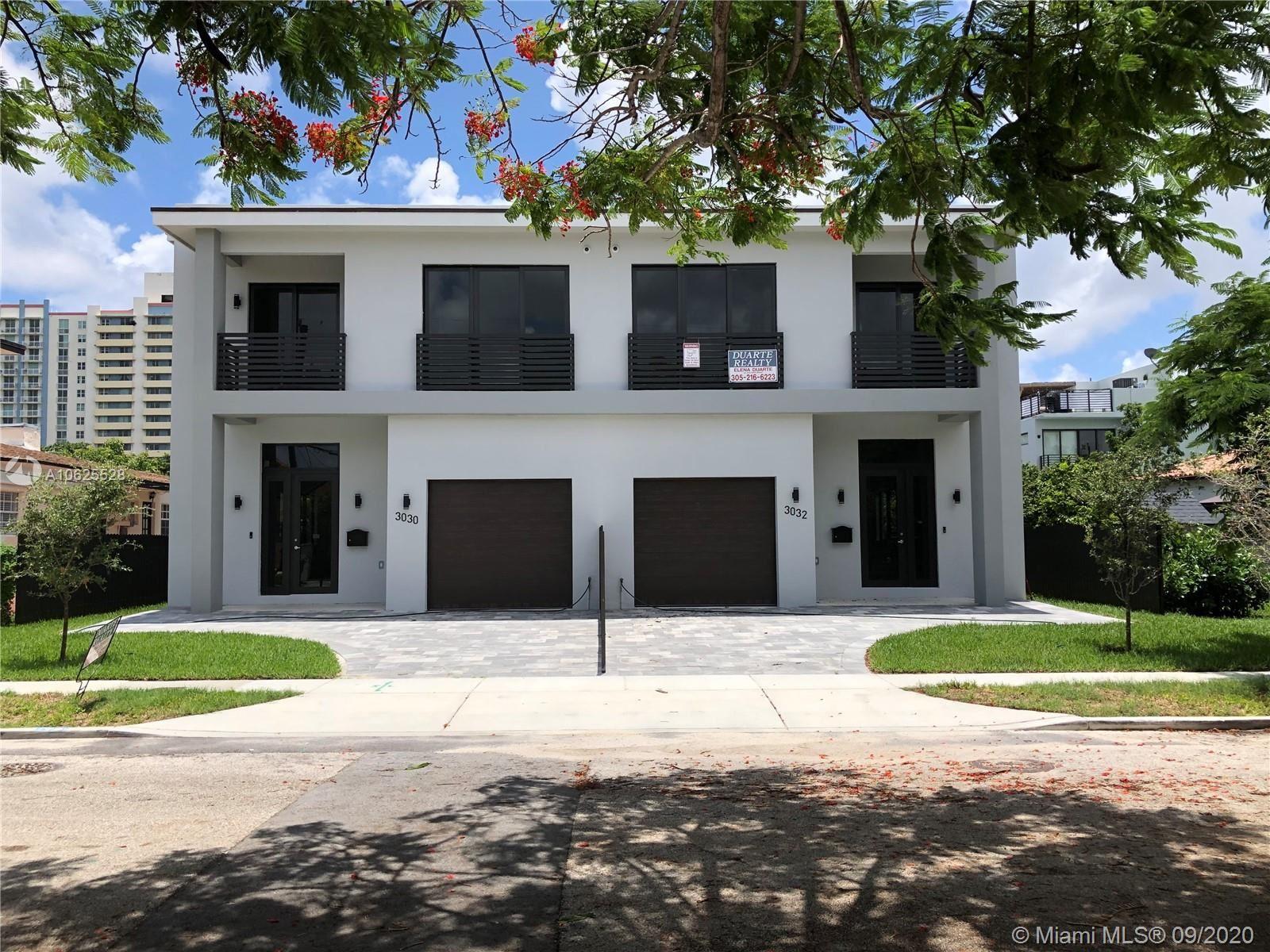 3030 SW 21st St, Miami, FL 33145 - #: A10625528