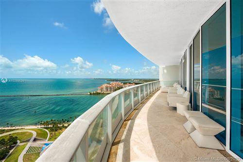 Photo of 100 S Pointe Dr #2505, Miami Beach, FL 33139 (MLS # A10289529)