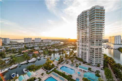 Photo of 16400 Collins Ave #1746, Sunny Isles Beach, FL 33160 (MLS # A10994529)