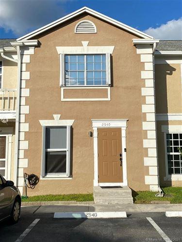 Photo of 2940 Cambridge Ln, Cooper City, FL 33026 (MLS # A11015529)