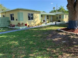 Photo of Listing MLS a10755530 in 1940 Rodman St Hollywood FL 33020