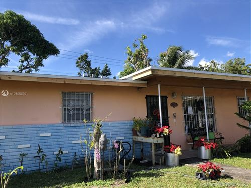 Photo of Listing MLS a10795530 in 18110 NW 42nd Ave Miami Gardens FL 33055