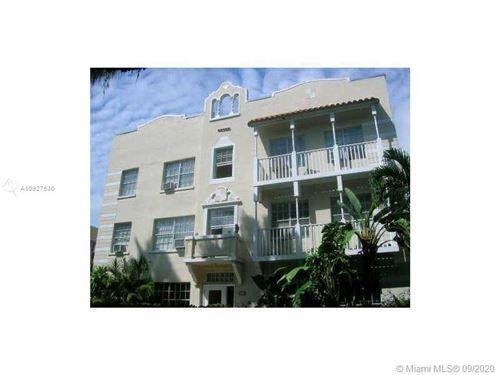 Photo of 842 Meridian Ave #1D, Miami Beach, FL 33139 (MLS # A10927530)
