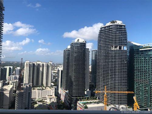Photo of 951 Brickell Ave #3803, Miami, FL 33131 (MLS # A10962530)