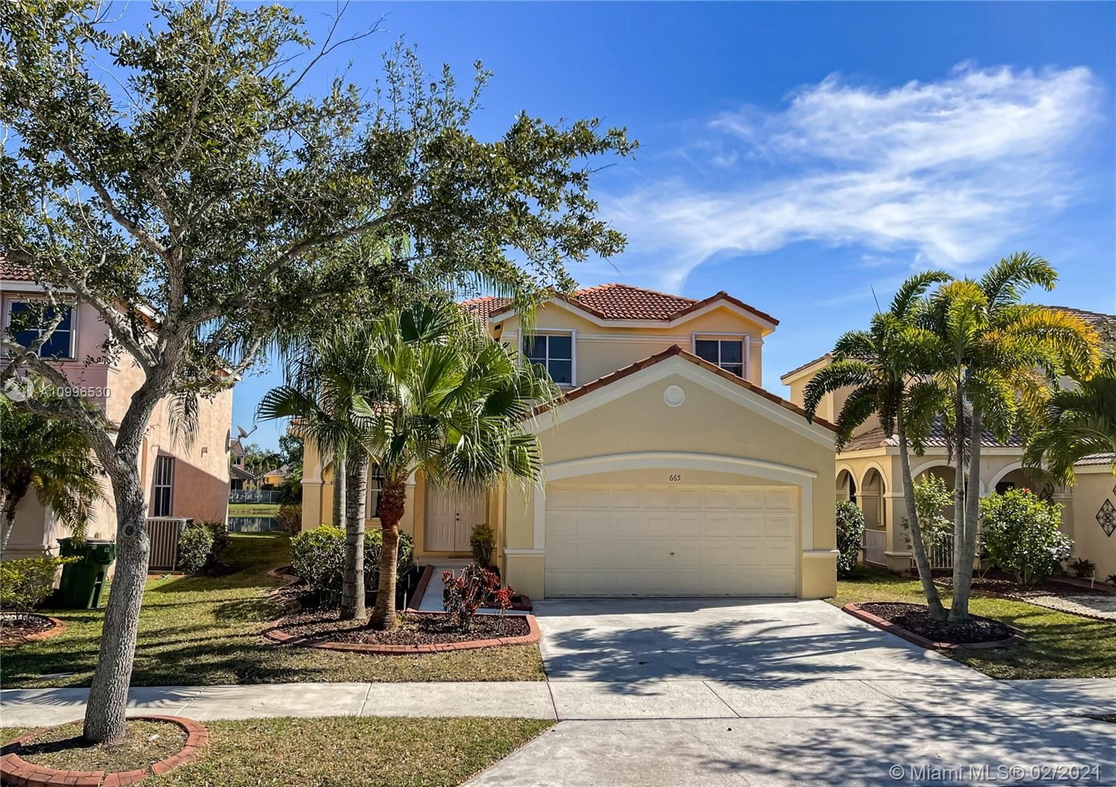 665 Vista Meadows Dr, Weston, FL 33327 - #: A10996530