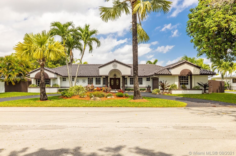 12911 S Calusa Club Dr, Miami, FL 33186 - #: A11086530