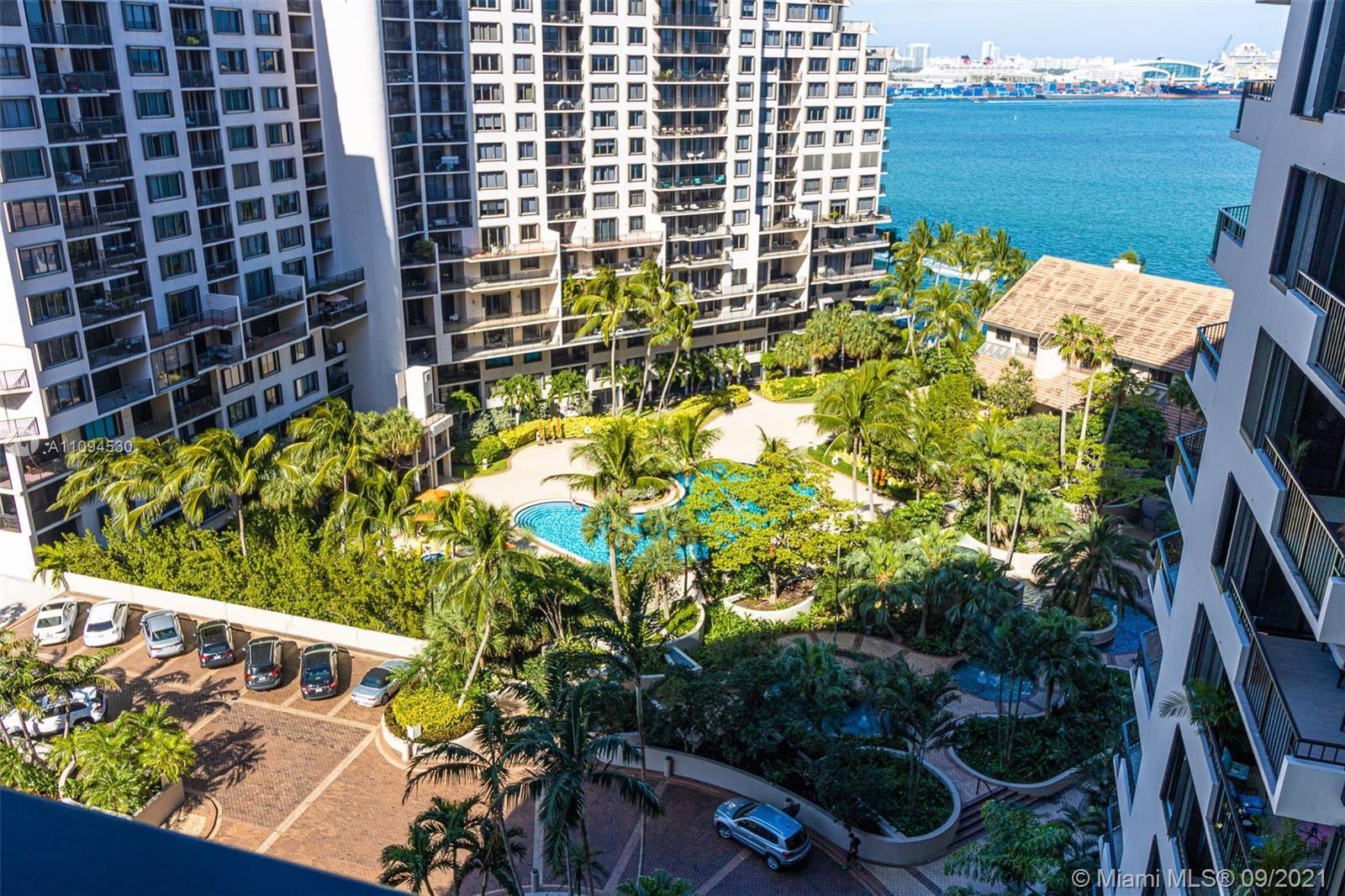520 Brickell Key Dr #A1414, Miami, FL 33131 - #: A11094530