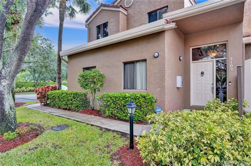Photo of Listing MLS a10858531 in 7525 NW 61ST TERR. #3103 Parkland FL 33067