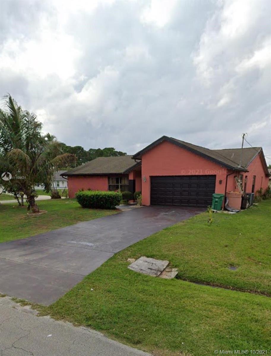 501 SE Walters Ter, Port Saint Lucie, FL 34983 - #: A11109531