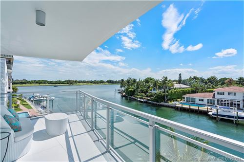 Photo of Listing MLS a10655532 in 9400 W Bay Harbor Dr #401 Bay Harbor Islands FL 33154