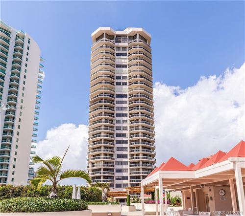 Photo of 20185 E Country Club Dr #501, Aventura, FL 33180 (MLS # A10986532)
