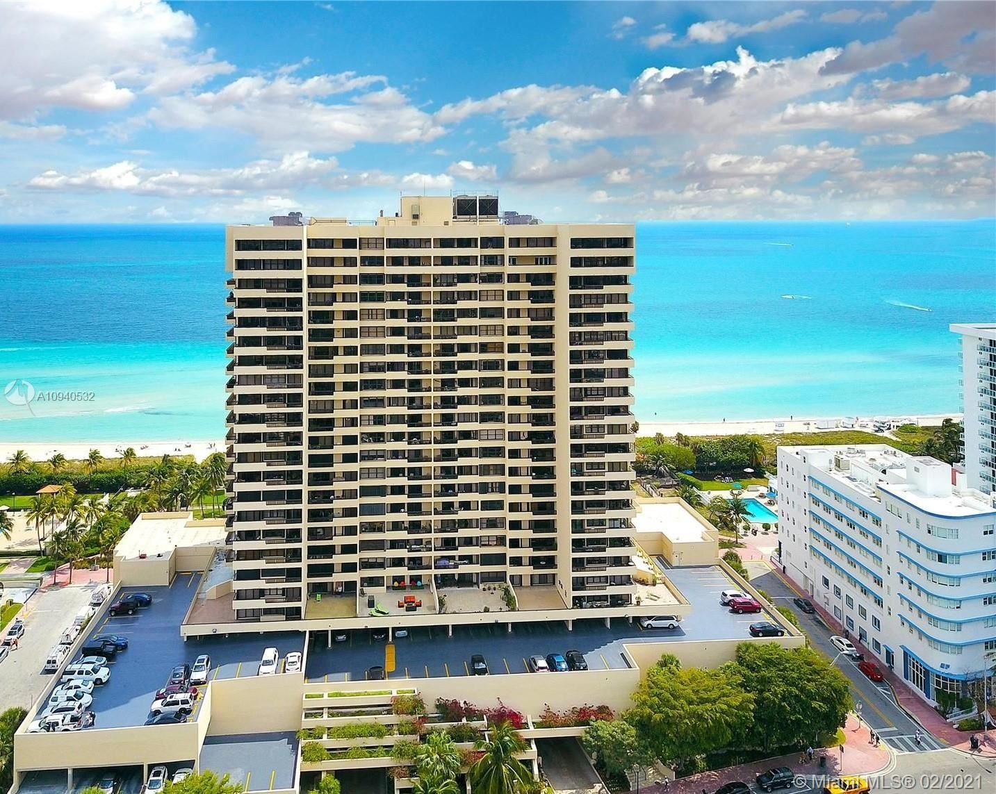 2555 Collins Ave #1505, Miami Beach, FL 33140 - #: A10940532