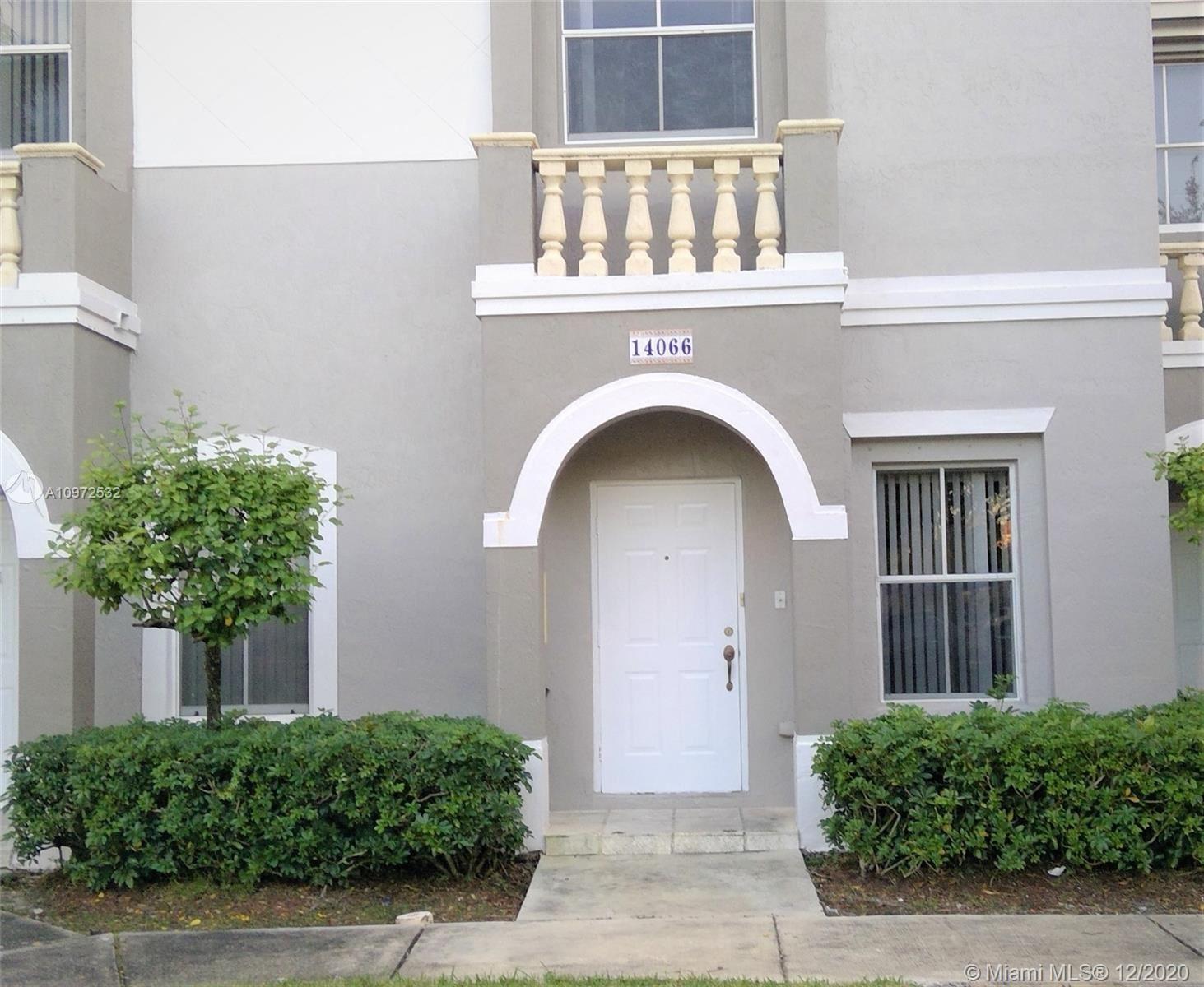 14066 SW 49th St #14, Miramar, FL 33027 - #: A10972532