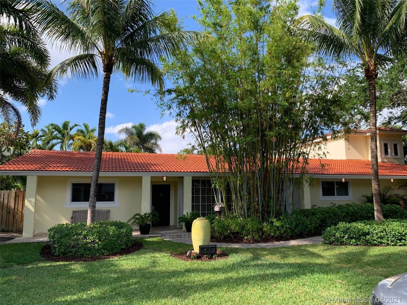 Photo of 2709 NE 28th St, Fort Lauderdale, FL 33306 (MLS # A11026532)