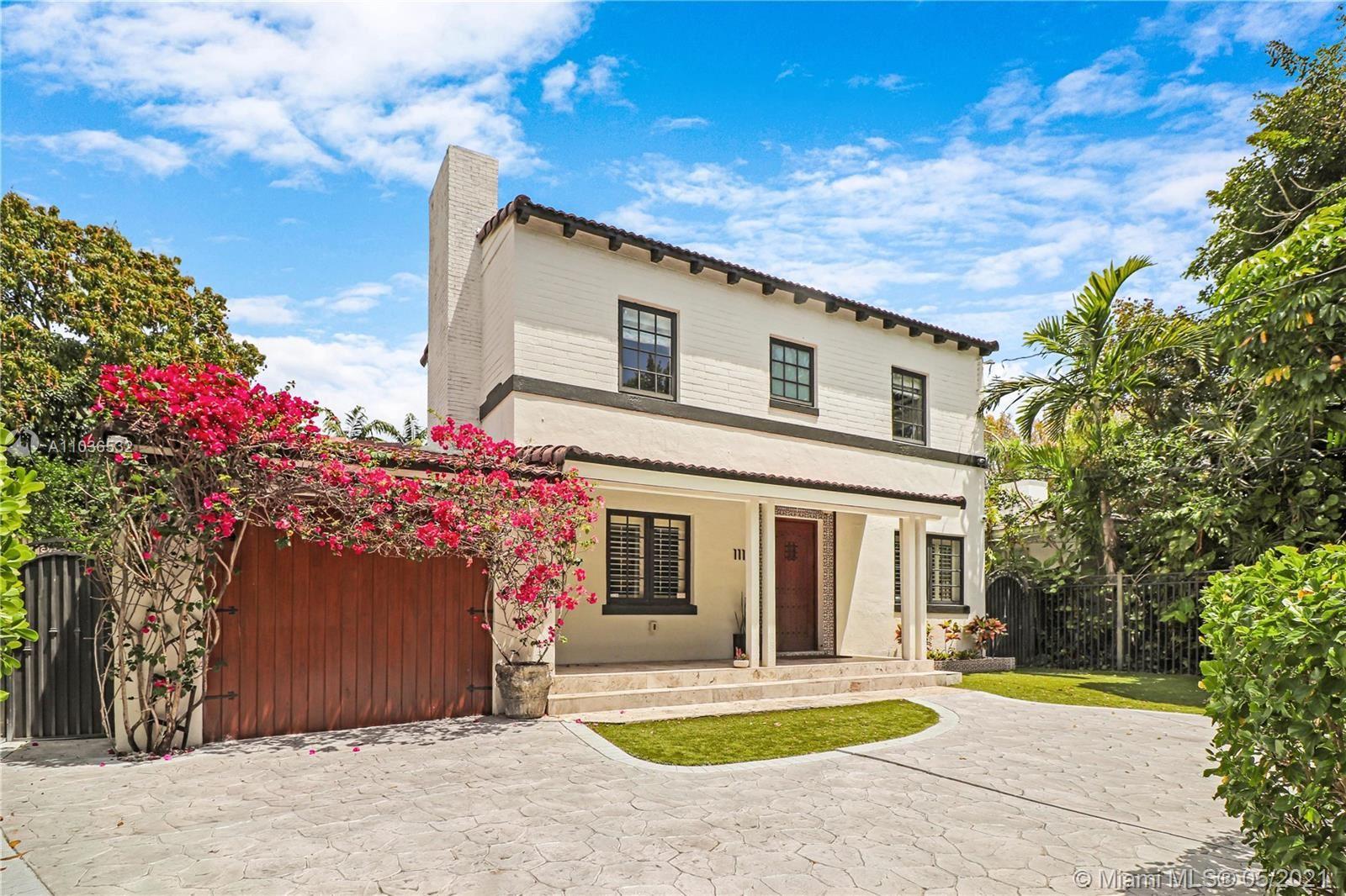111 SW 29th Rd, Miami, FL 33129 - #: A11036532